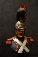 French Engineer Division Bust 180mm